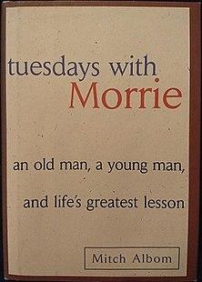 <i>Tuesdays with Morrie</i> book