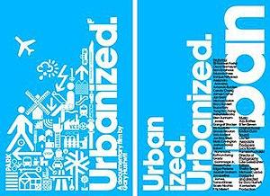 Urbanized - Image: Urbanized film poster