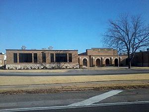 Valley Mills, Texas - Valley Mills Elementary School