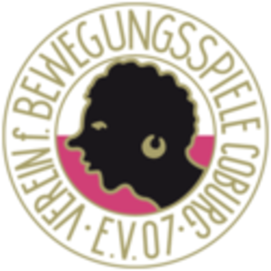 DVV Coburg - The logo of VfB Coburg.