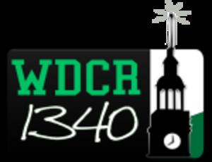 WDCR (AM) - Image: WDCR logo