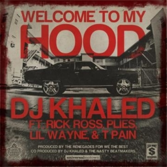 Welcome to My Hood - Image: Welcome to my hood single