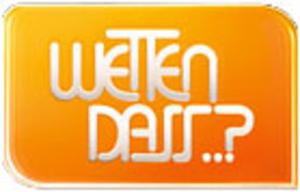Wetten, dass..? - Image: Wetten dass logo