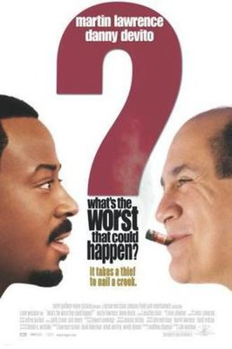 What's the Worst That Could Happen? - Theatrical film poster