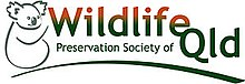 Wildlife Preservation Society of Queensland Logo