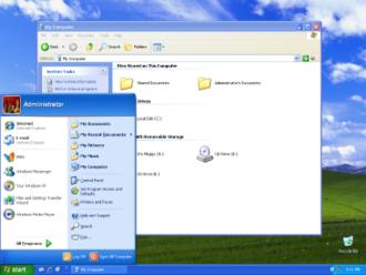 Windows XP - Image: Windows XP Luna