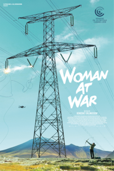 Picture of a movie: Woman At War