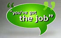 You've Got the Job