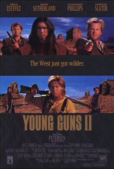Picture of a movie: Young Guns II