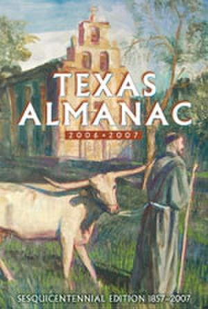 Texas Almanac - Cover of the 2006-2007 Texas Almanac (sesquicentennial)