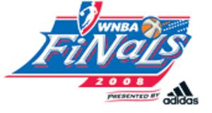 2008 WNBA Finals - Image: 2008 WNBA Finals logo
