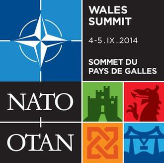 2014 Wales summit - Logo of the 2014 Wales Summit