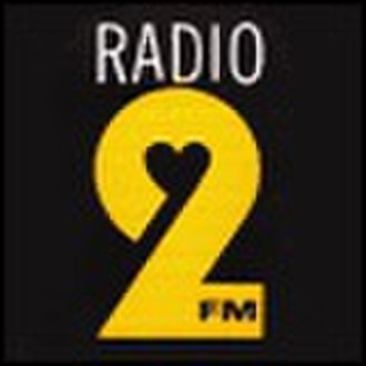 RTÉ 2fm - 2FM logo used from 1988 to 1999