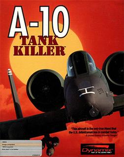 <i>A-10 Tank Killer</i>