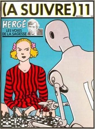 À Suivre - Image: ASUIVRE no 11cover
