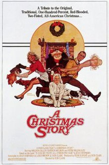 Movie cover - A Christmas Story