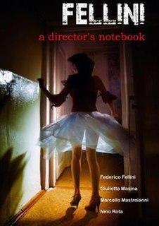 <i>Fellini: A Directors Notebook</i> 1969 American film