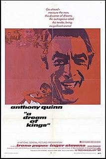 <i>A Dream of Kings</i> (film) 1969 film by Daniel Mann