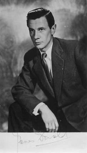 James Donald - Image: Actor James Donald