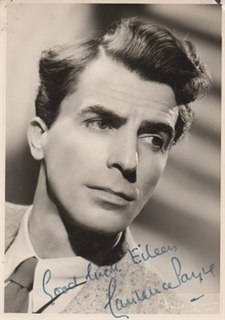 Laurence Payne British actor and writer (1919-2009)