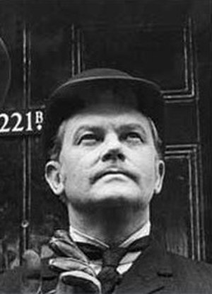 Nigel Stock (actor) - Stock as Dr. Watson in BBC TV's Sherlock Holmes