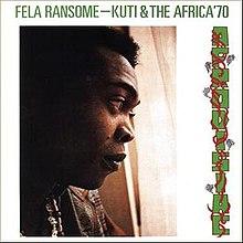 Afrodisiac (Fela Kuti album) - Wikipedia