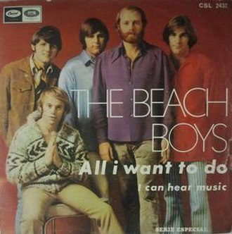 All I Want to Do (The Beach Boys song) - Image: All I Want to Do The Beach Boys (20 20)