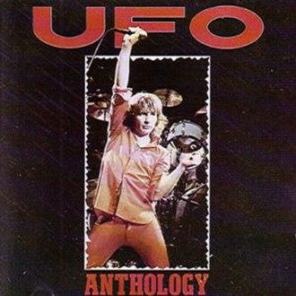 Anthology (UFO album) - Image: Anthology UFO album