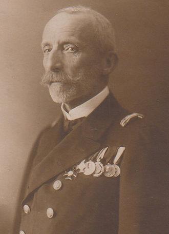 Archduke Charles Stephen of Austria - Grand Admiral Archduke Charles Stephen, 1917