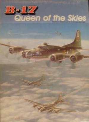 B-17, Queen of the Skies - Image: B 17 Queen Of The Skies box cover