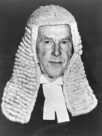 Garfield Barwick - Barwick as Chief Justice