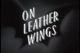 On Leather Wings 2nd episode of the first season of Batman: The Animated Series