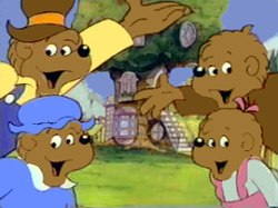 The Berenstain Bears (1985 TV series) - Wikipedia
