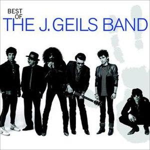 Best of The J. Geils Band (2006 album) - Image: Bestofthe J Geils Band 2006
