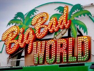 Big Bad World (TV series) - Image: Big Bad World Title Card