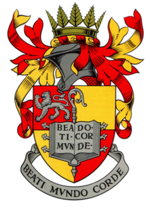 Birkenhead School - Image: Birkenhead School High Res Crest