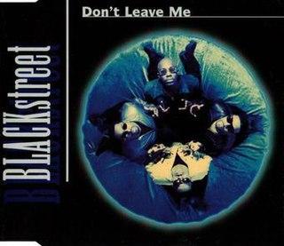 Dont Leave Me (Blackstreet song)