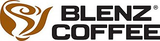 Blenz Coffee - Image: Blenz Coffee Logo