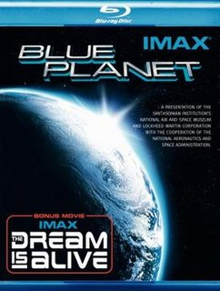 <i>Blue Planet</i> (film) 1994 film by Ben Burtt