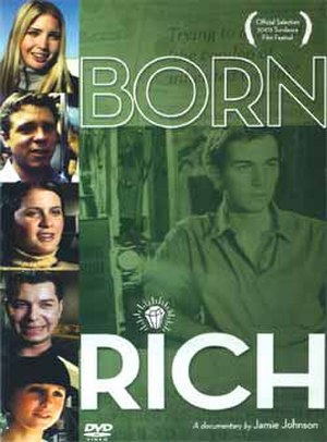 Born Rich (film) - DVD cover