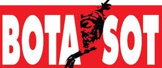 Bota Sot - Image: Bota Sot Newspaper logo