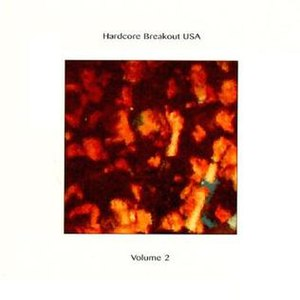 Hardcore Breakout USA Volume 2 - Image: Breakout volume 2