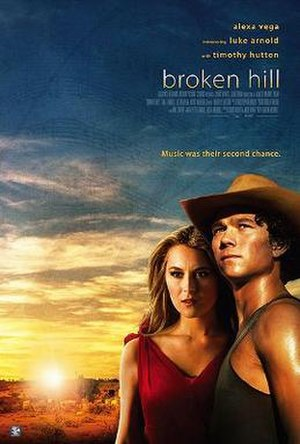 Broken Hill (film) - Film poster