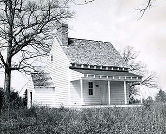 Nathaniel Macon - Nathaniel Macon's home, in Warrenton, North Carolina (built c. 1781). Image from North Carolina Museum of History.