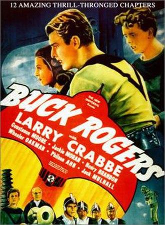 Buck Rogers - Image: Buckrogersserial