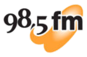 CHMP-FM - CHMP-FM's original logo from 2004-2011