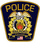 Canadian Pacific Railway Police (US Shoulder Flash)