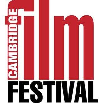 Cambridge Film Festival - Image: Cambridge Film Festival Logo
