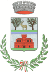 Coat of arms of Castiadas