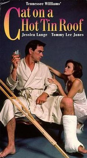 Cat on a Hot Tin Roof (1984 film) - Image: Cat on a Hot Tin Roof